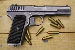 Пістолет знайшла в будинку батьків