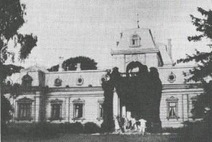 Як виглядав один із найкрасивіших палаців Тернопільщини, що зник після війни (Фото)
