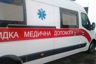 У Тернополі обікрали «швидку»