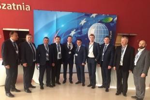 Віктор Овчарук бере участь у ІІІ Європейському конгресі місцевого самоврядування