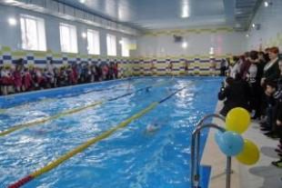 У Козовій відкрили новий плавальний басейн (Фото)