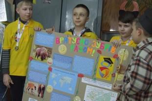 Хто допоміг «Робознавцям» увійти у десятку кращих команд України? (Фото)