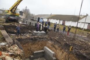 Елеватор для транзитного розміщення зерна планують збудувати на Тернопільщині