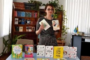 Письменниця Ірина Мацко представила в Кременці свій літературний доробок