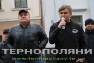 Коментар депутата Івана Сороколіта щодо акції протесту під стінами міської ради Тернополя
