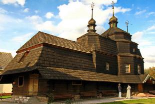 П'ять тернопільських храмів у колекції дерев'яних церков України (Фото)