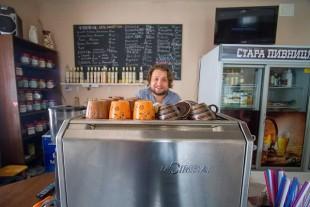«Пивоваріння поки не основний хліб, але коли ним стане — створю фільм про Козову», – Володимир Ярема