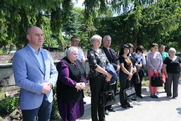 У День Героїв у Тернополі вшанували пам'ять загиблих бійців АТО