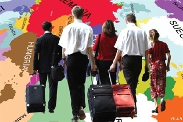 У Тернополі відзняли соціальний ролик про заробітчанство