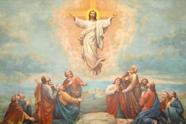 25 травня – Вознесіння Господнє