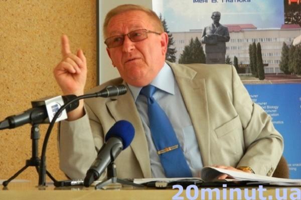 Ректор тернопільського університету зібрався у відставку