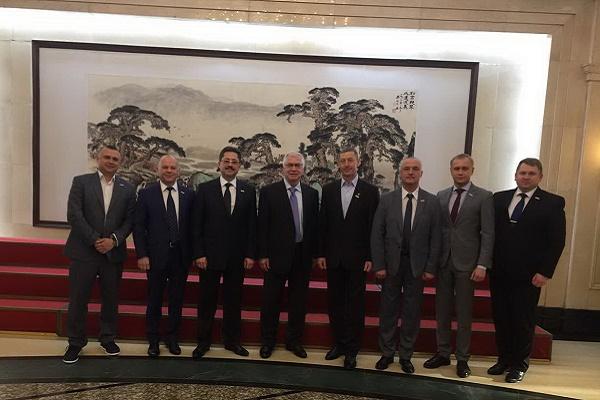 «Важливо поглиблювати співпрацю між Тернопільщиною та провінціями Китаю» - Віктор Шумада