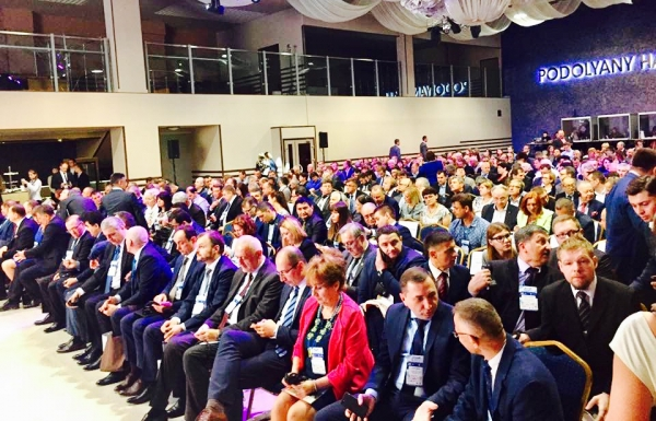 Тарас Демкура: «Міжнародний інвестиційний форум «Тернопільщина Invest-2017» дає старт створенню нових успішних проектів у Тернополі»