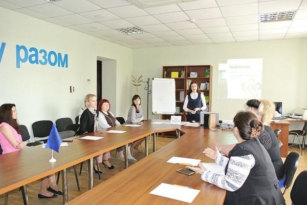 Безробітні з Тернополя дізналися що таке фандрейзинг