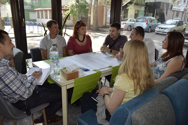 В  Тернополі відбувся бізнес-сніданок (Фото)