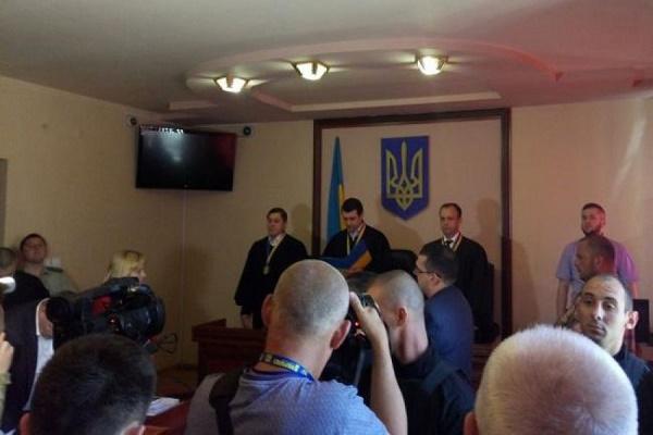 Нардеп Головко взяв на поруки бійців ПС, яких підозрюють у перестрілці в Мукачевому