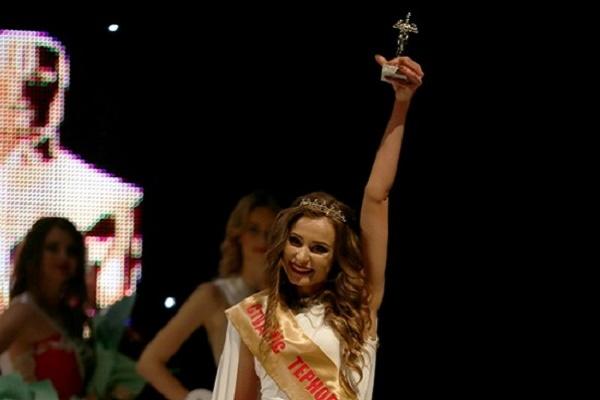 Конкурс студентських красунь викликав фурор у Тернополі (Фото)