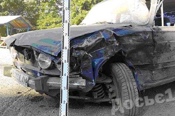 У Заліщицькому районі п'яний водій збив чоловіка