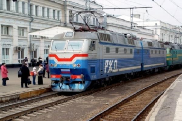 Сьогодні через Тернопіль не курсували потяги (Відео)