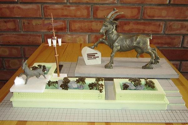 Де на Тернопільщині з'явиться незвична скульптура?