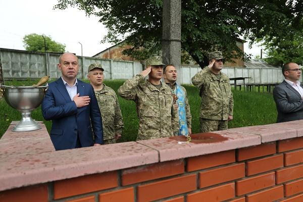 Резервісти з Тернополя відправилися до навчальних центрів Збройних Сил України