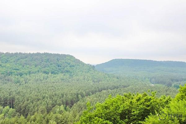 Дива Тернопільщини: Данилова гора на Шумщині (Фоторепортаж)