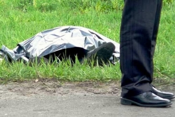 В Петриках на пасовиську знайшли труп чоловіка