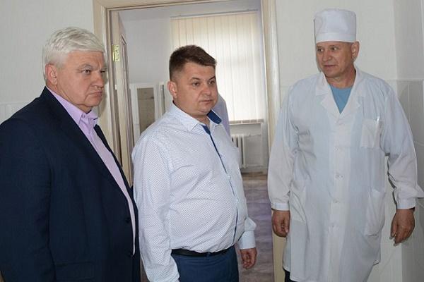 Віктор Овчарук: «Створення госпітальних округів - це можливість надавати якісні медичні послуги та зберегти високопрофесійні кадри»