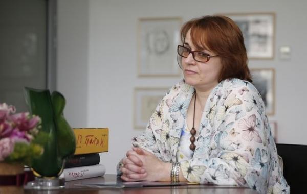 Письменниця Дзвінка Торохтушко - про суспільну свідомість і свою нову книжку