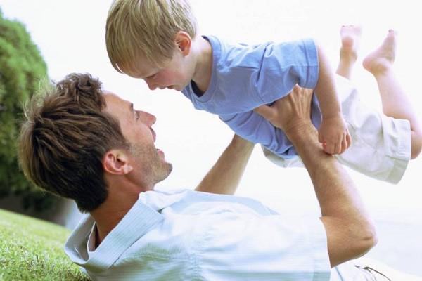 Батьківство - це унікальний шанс ще раз спробувати побути дитиною