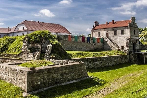 Збаразький замок – туристична перлина Тернопілля (Фото)