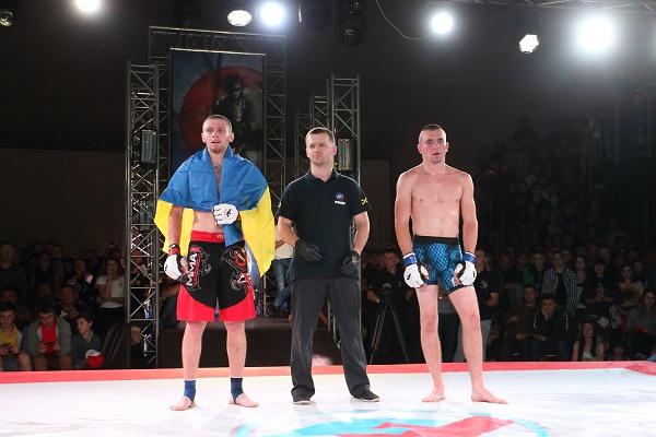 У Тернополі завершився Міжнародний турнір з фрі-файту «Битва за честь»