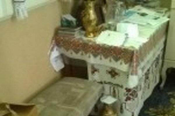 У Зарваниці бомж вкрав церковні пожертви
