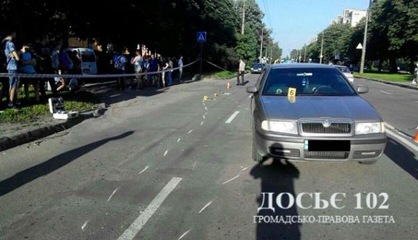 Стали відомі деталі жахливої аварії в Тернополі, внаслідок якої загинула 3-річна дитина (Фото)