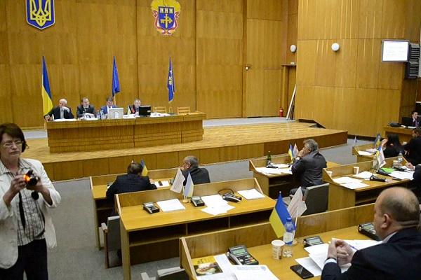 Тернопільські депутати за вступ України в НАТО