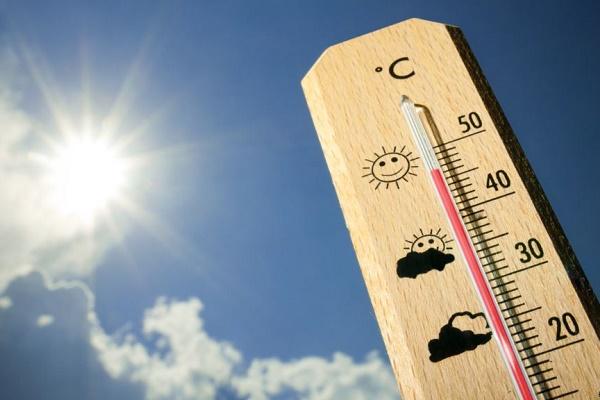У Тернополі був досягнутий історичний максимум температури