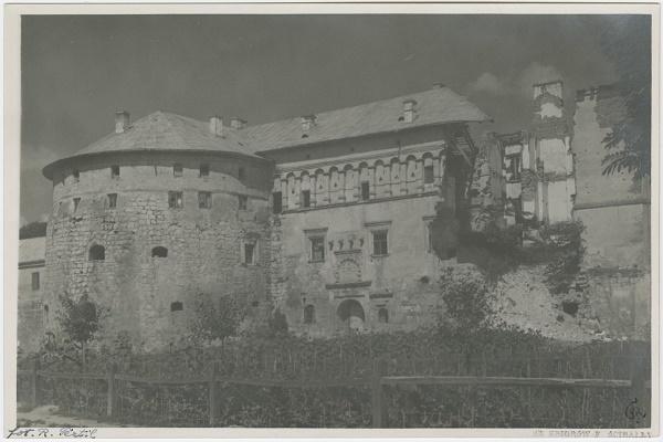 Місто Бережани та його мешканці в 1930-х роках (Фото)