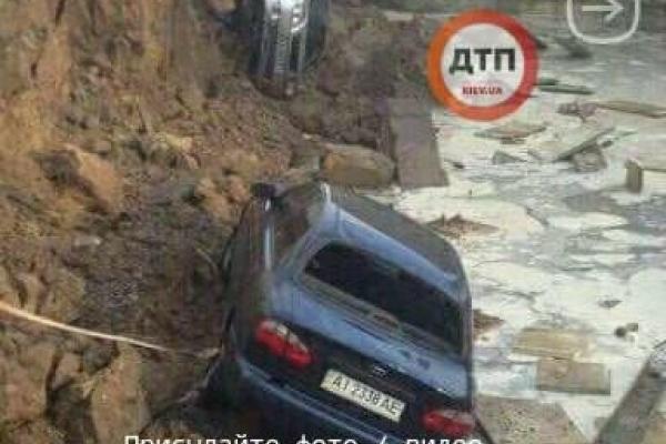 Апокаліпсис вже поруч: київський мікрорайон йде під землю