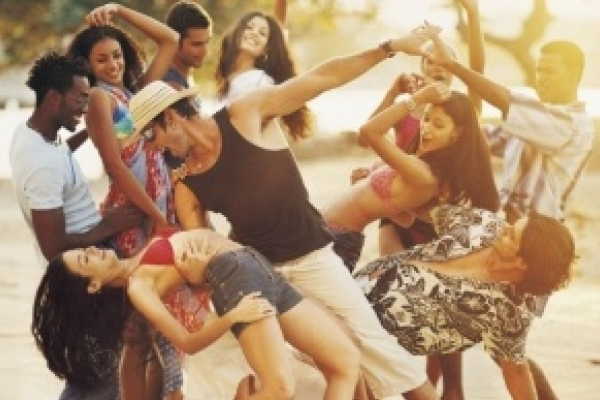 30 липня тернополяни танцюватимуть сальсу просто неба