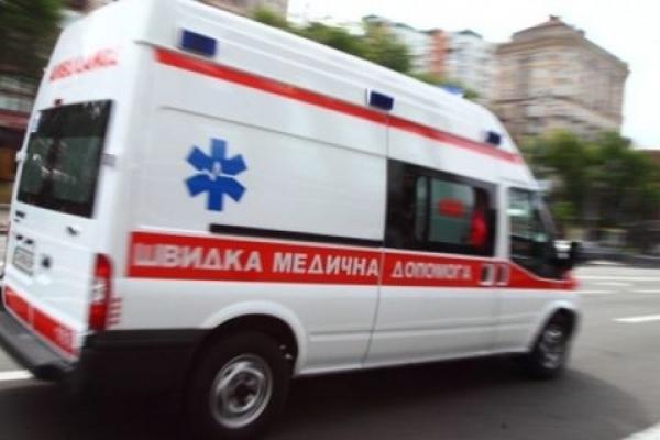 Працівники станції швидкої допомоги в Тернополі протестували, бо не мають доплат