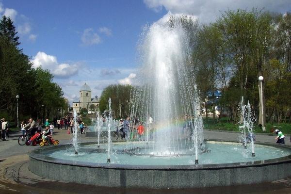 Близько 40 кубів намулу викачали з водойми в Тернопільському парку