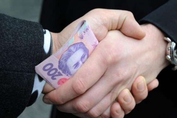 У Тернополі чергового чиновника піймали на хабарі