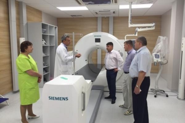 У Тернопільській області виділили кошти на придбання нового рентген апарату для онкохворих