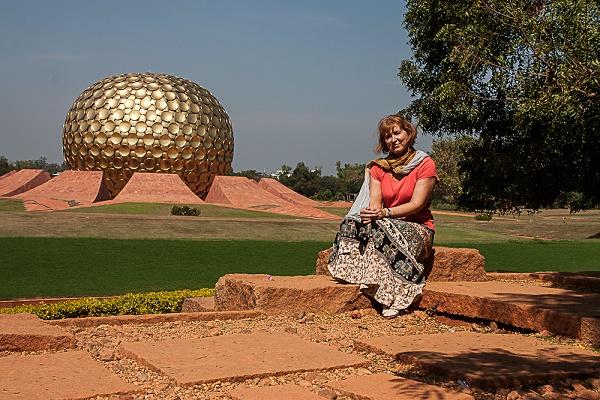 Загадкове індійське місто світанку – Ауровіль (Фото)