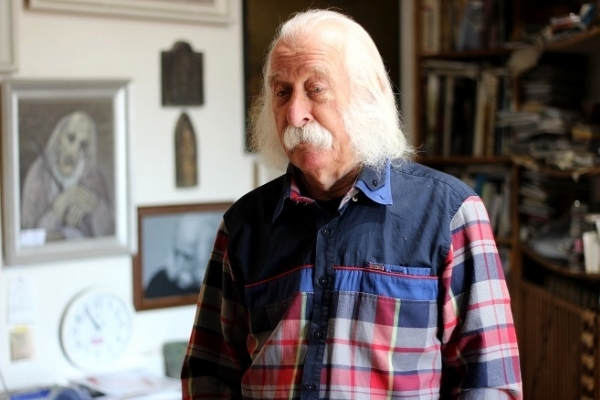 Геніальний художник Іван Марчук відзначив своє 84-річчя, - «бог живопису» з-під Тернополя