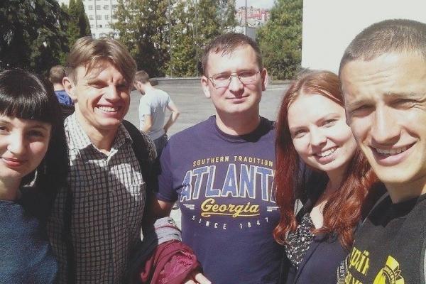«Молодіжний центр» творить можливості для молоді Тернополя