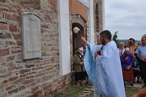 Здійснилася мрія Романа Лубківського: храм ожив