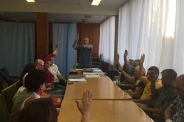 Тернопільська міська виборча комісія вкотре довела свою безпорадність (Відео)