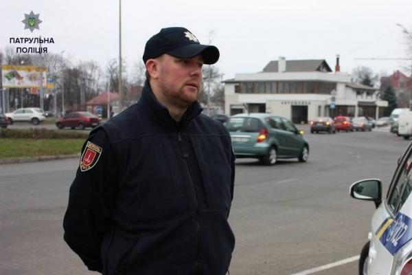 Стало відомо ім'я нового очільника патрульної поліції Тернополя