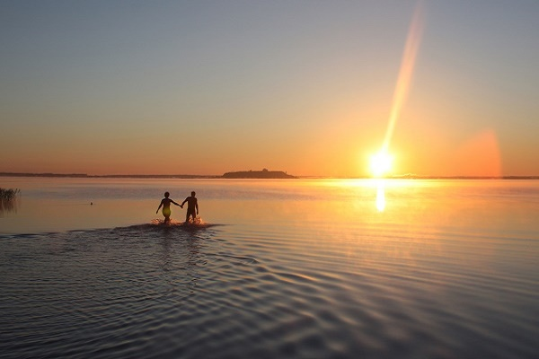 Озера Волині, які варто відвідати тернополянам